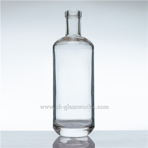Standard 750ml Glass Spirit Bottle