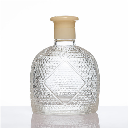 100ml Small Glass Bottle
