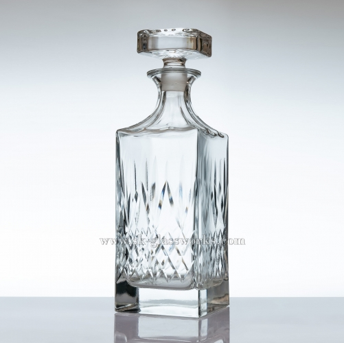 850ml Whiskey Decanter for Wholesale