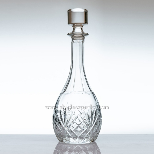850ml Classic Crystal Wine Decanter