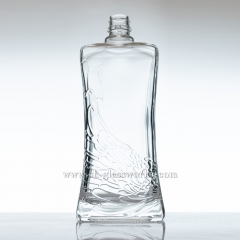 500ml Empty Glass Liquor Bottle
