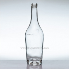 750ml Glass Champagne Bottle