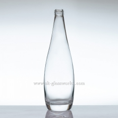 500ml Round Glass Bottle